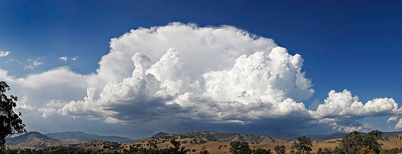 Cumulonimbus: El Rey de las Nubes | Imperio de la Ciencia