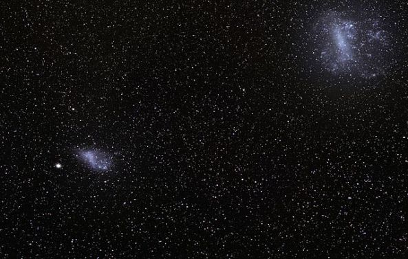 640px-Magellanic_Clouds_―_Irregular_Dwarf_Galaxies